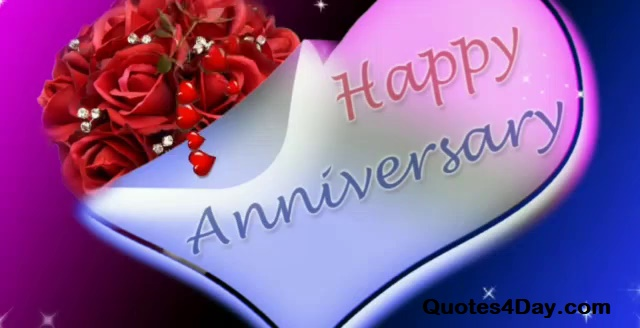 Happy Wedding Anniversary Quotes, Messages, Wishes 2019 ...