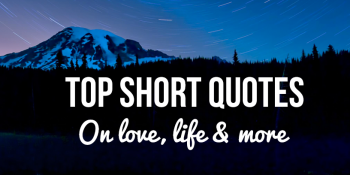 Top Short-quotes