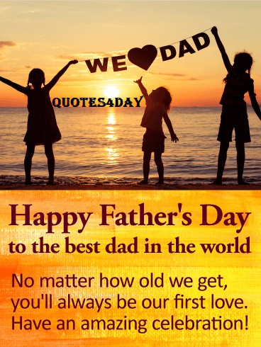Happy Father's Day Quotes and messages