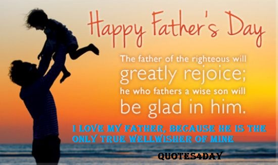 Happy Father's Day Wishes Quotes