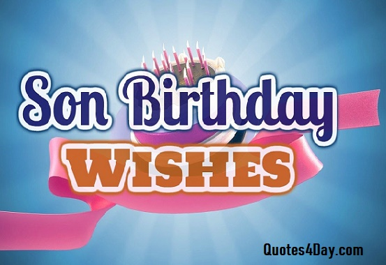 131+ Happy Birthday Wishes For Son | Messages | Quotes