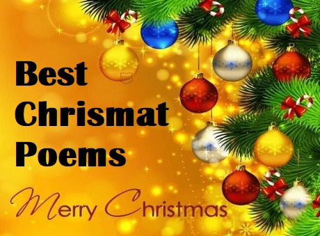 Religious Christmas Poems For Cards & Trees