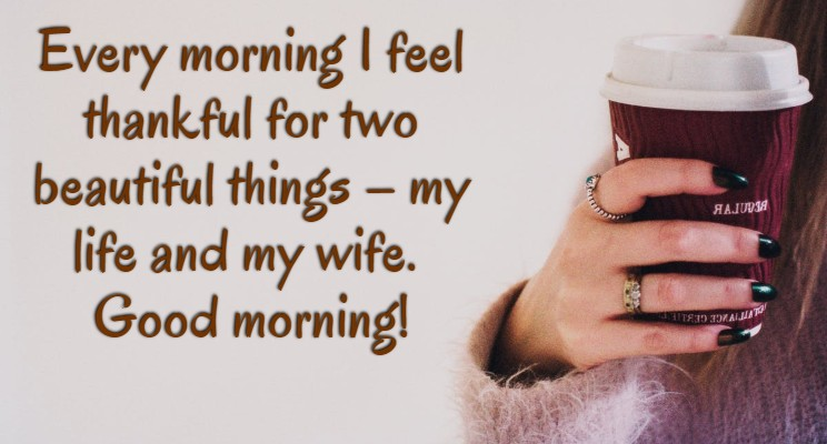 Good Afternoon Quotes For Wife: Best Good Morning Quotes & Text Messages For Wife (Gf