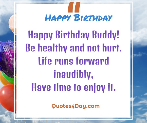 365 Happy Birthday Wishes For Best Friend Quotes4day